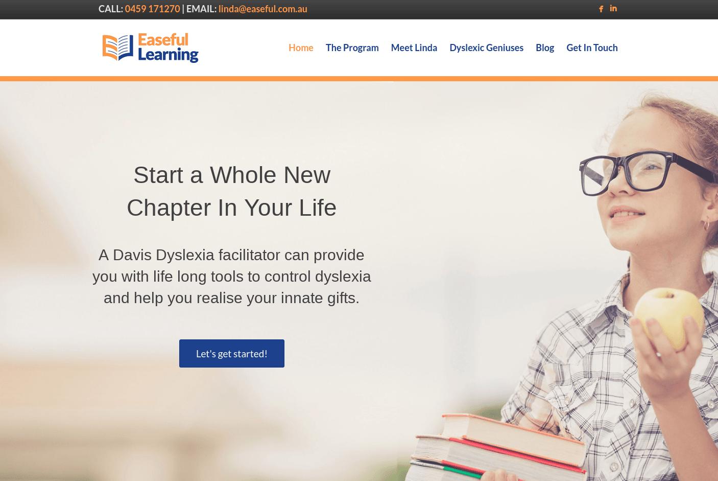 easeful-website